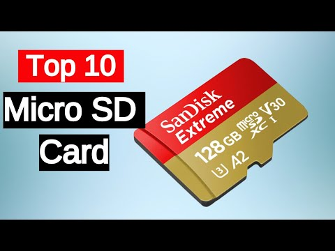 Top 10 Best Micro SD Memory Cards