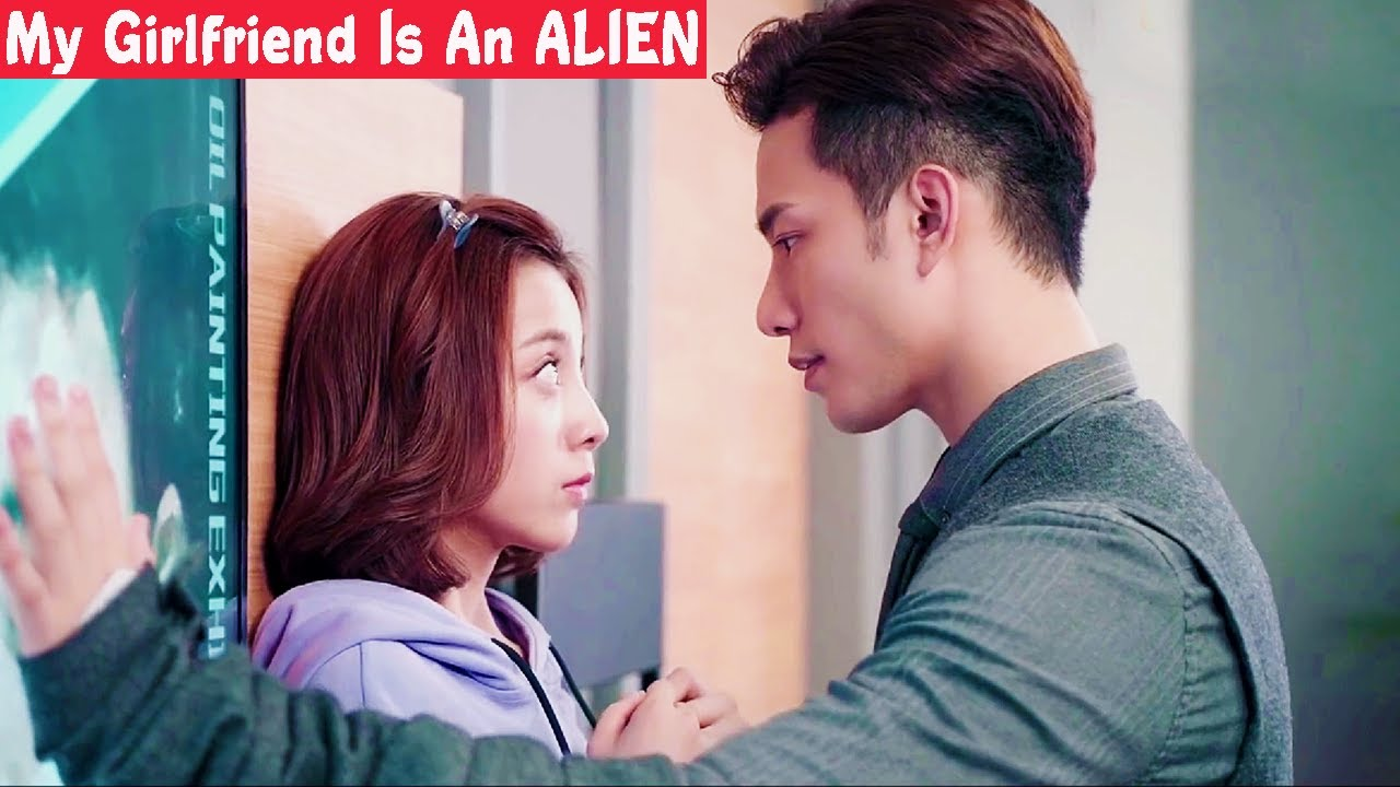 Alien Girl's Love Story 💗 Chinese Korean Mix Hindi Songs | Aashiqui Mein Teri | Simmering Senses 💗