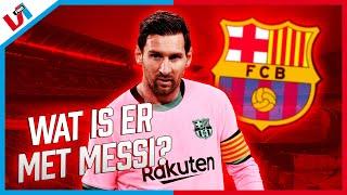 Lionel Messi Ontsnapt Aan Rood: 'Er Is Iets Mis Met Hem'