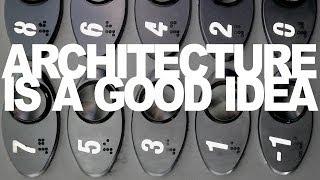 Windą do nieba | Architecture is a good idea