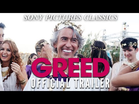 Greed is listed (or ranked) 4 on the list The Funniest Movie Trailers Of 2020