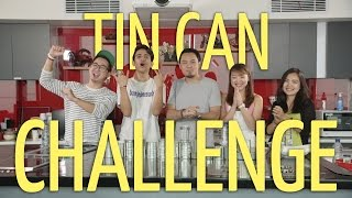 Tin Can Challenge Ft Edho Zell, SkinnyIndonesian24 & LastDay Productions