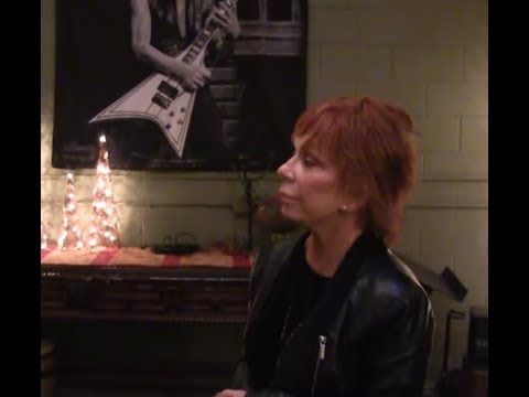 Interview with Kathy Rhoads sister of the late Ozzy Osbourne guitarist Randy Rhoads posted