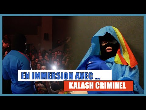 En immersion avec Kalash Criminel  : le disque d'or, son image, son prochain album, les feats