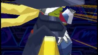 MegaMan Star Force 3: Red Joker - Dark Phantom