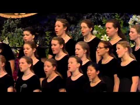 Competition - Columbia Children's Choir of Seattle - Llangollen on demand.flv
