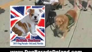 DeLand Dog Parade 2015 Commercial