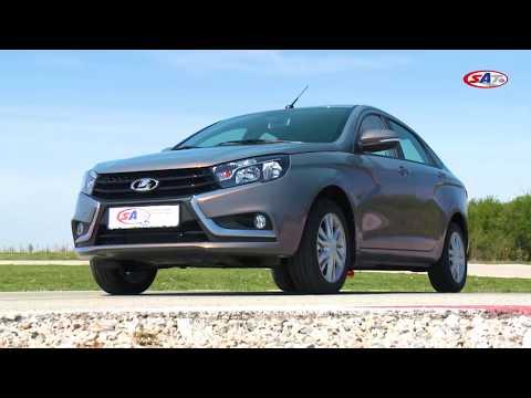 Lada Vesta – Road Test by SAT TV Show