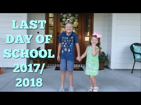 LAST DAY OF SCHOOL FOR THE KIDS // TEAM DARLEY // EOY PARTY