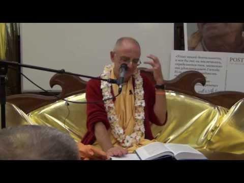 Шримад Бхагаватам 1.18.13 - Бхакти Вигьяна Госвами