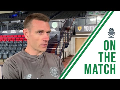 🎙️ Stephen McManus on the Match | Celtic U18 2-3 Rangers U18 | Scottish FA Youth Final