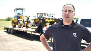 Big Rentability with John Deere Compact Construction Equipment