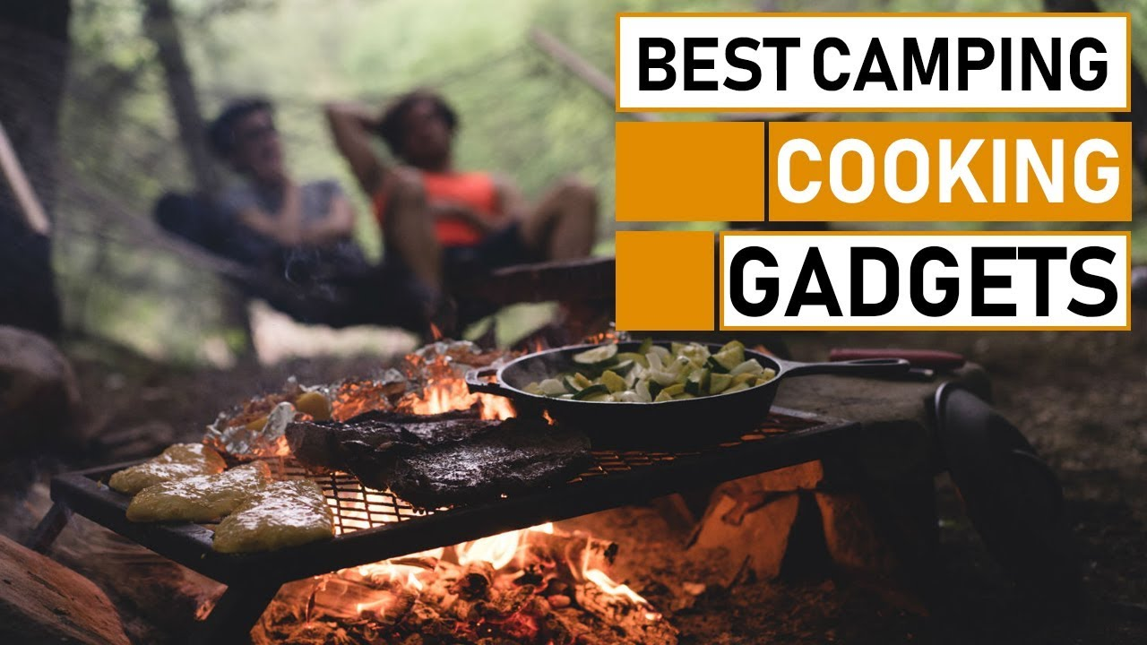 Top 5 Amazing Camping Cooking Gadgets & Equipment