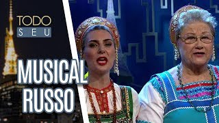 Baixar Grupo Volga apresenta músicas e danças da Rússia - Todo Seu (14/06/18)