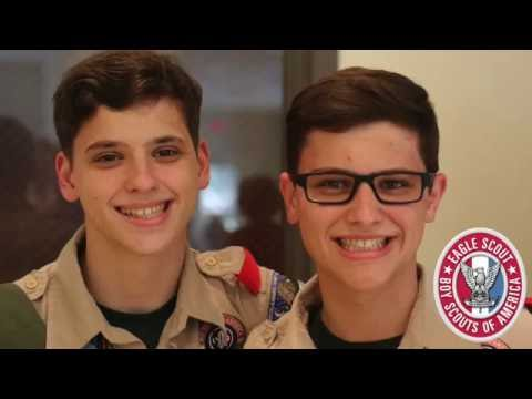 Sam and Zach - Eagle Scout Court of Honor Ceremony