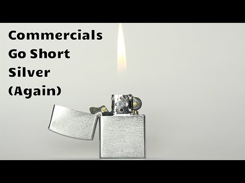 Short Squeeze for Silver and Gold as Commercials Go Short