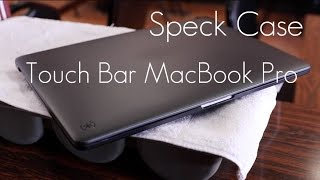 Speck Smartshell Case - 2016 / 2017 MacBook Pro / Touch Bar - Review / Demo