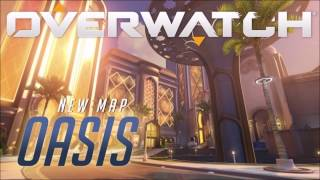 Overwatch Map Theme-Oasis