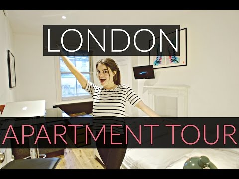 LONDON AIRBNB TOUR! PLACES TO STAY IN LONDON