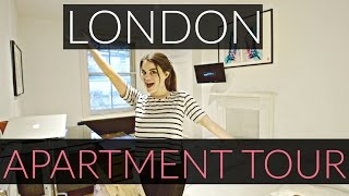 Gambar cover LONDON AIRBNB TOUR! PLACES TO STAY IN LONDON