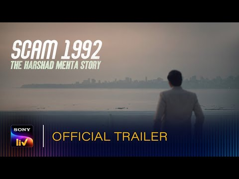 Scam 1992 – The Harshad Mehta Story | Official Trailer | Streaming from 09-10-2020