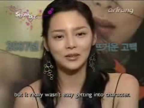 Joo Jin Mo & Park Si Yeon - A Love - Interview - 08/28/2007 Press