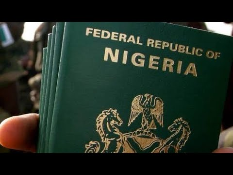 Today's News :stop Applying For Passport ,Nigeria Embassy Don't Know Their Work Both Home And Abroad