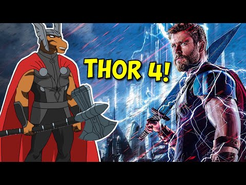 Thor 4 Confirmed