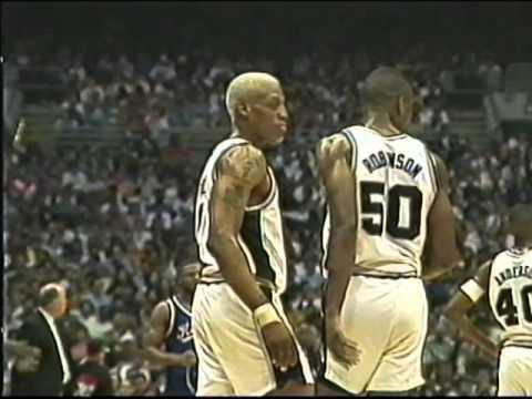 93 94 Spurs Thanks a Million