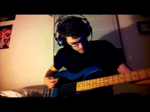 Swervedriver-  Blowin' Cool (bass cover)
