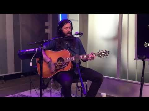 Shawn James - The Number of the Beast (Iron Maiden/Djali Zwan cover) - Live from SiriusXM Studios