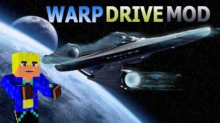 Обзор мода Minecraft Warp Drive Mod 1.6.4 (1 часть) Телепортация