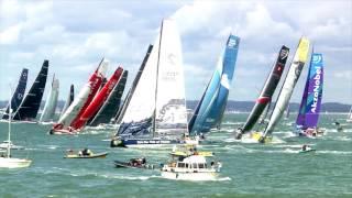 Rolex Fastnet Race 2017 - Start