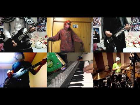 [HD]Boku ha Tomodachi ga Sukunai NEXT OP [Be My Friend] Band cover