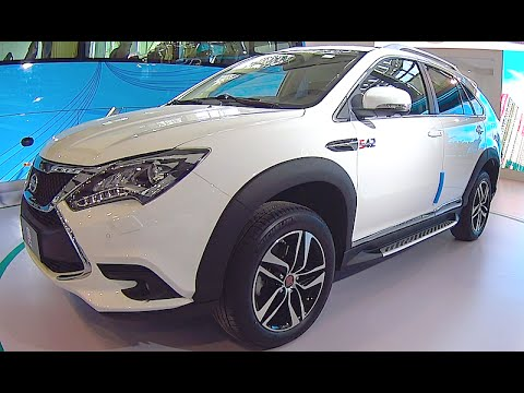 Byd Tang 542 Hybrid Electric Suv 505 Horse For Just 35 000