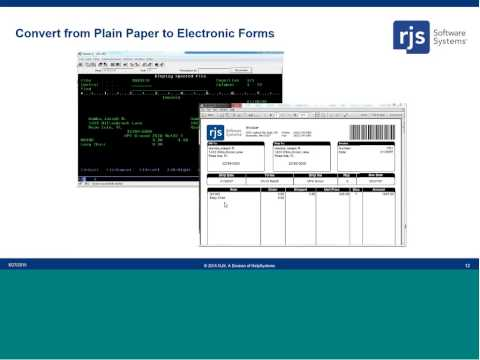 How Electronic Forms Output Streamlines Business Processes