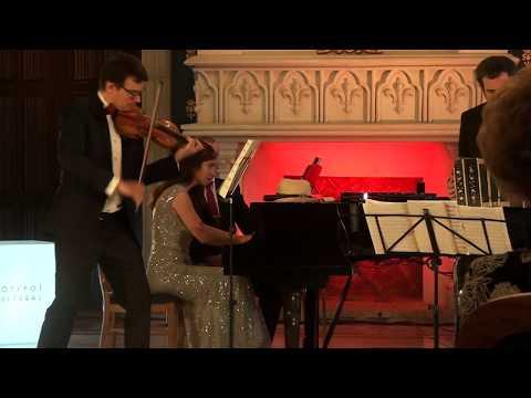 Turneului Stradivarius al violonistului Alexandru Tomescu a ajuns si la Iasi…