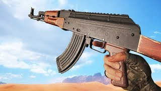 PlayerUnknown's Battlegrounds ALL Weapons Inspect Animations