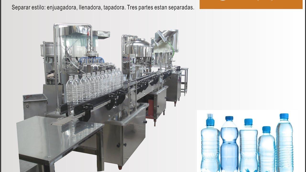 Botella De Agua llenadora tribl...