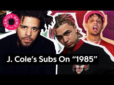 "J. Cole's Subs On ""1985"" | Genius News"