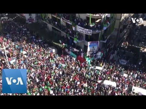 In Biggest Protest Yet, Algerians Demand Bouteflika Quits