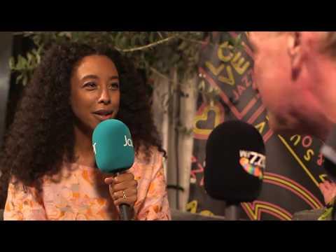 Corinne Bailey Rae at Love Supreme 2017