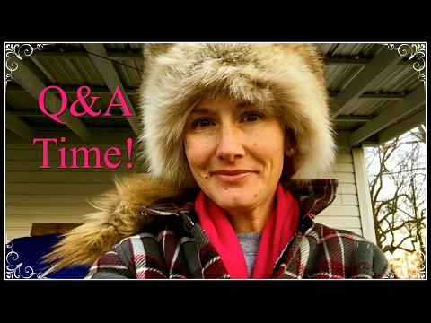 Q&A Time!~