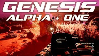 Genesis Alpha One #02 | Ressourcen auf fremden Planeten | Gameplay German Deutsch thumbnail