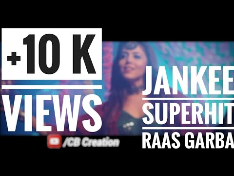 Raas Garba Hit 2018 By Jankee Feat. Arpan Mahida | Uncut Stories