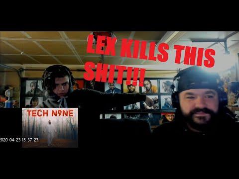Question Mark This! Tech N9ne Ft. Lex Bratcher REACTION (Then VS Now)