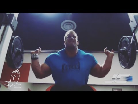 Throwback Thursday From the Cutler vault episode 2-Jay trains legs 12 weeks out