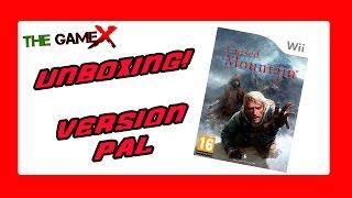 Unboxing Cursed Mountain Wii versión PAL