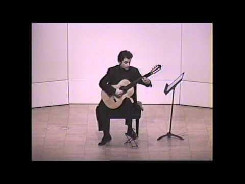 James Manuele - Fernando Sor Sonata in C