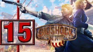 Bioshock Infinite PC detonado Resgate Elizabeth Vá até Finkton - 15 Vamos jogar gameplay comentado